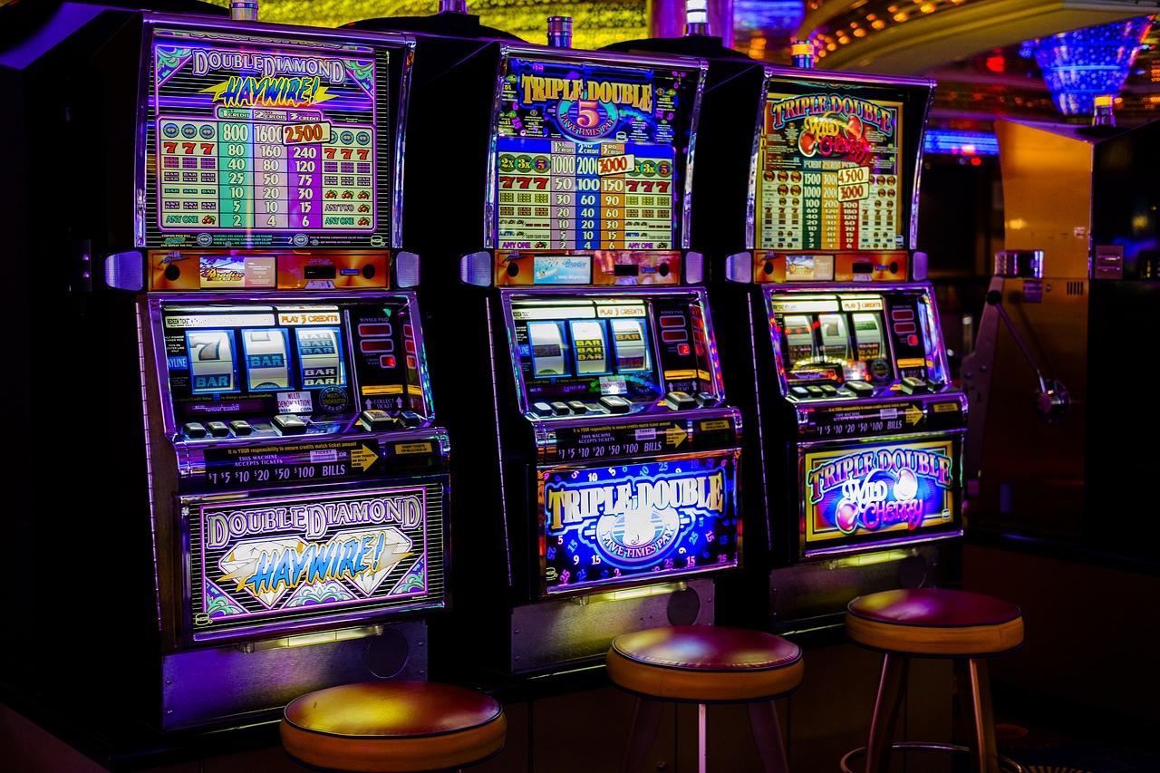 казино ротативки